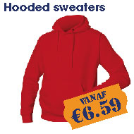 Hooded sweaters