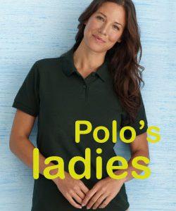 Polo's ladies
