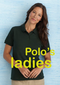 Polo's ladies